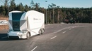 Remote driving a T pod in Sweden over 5G connectivity in Barcelona