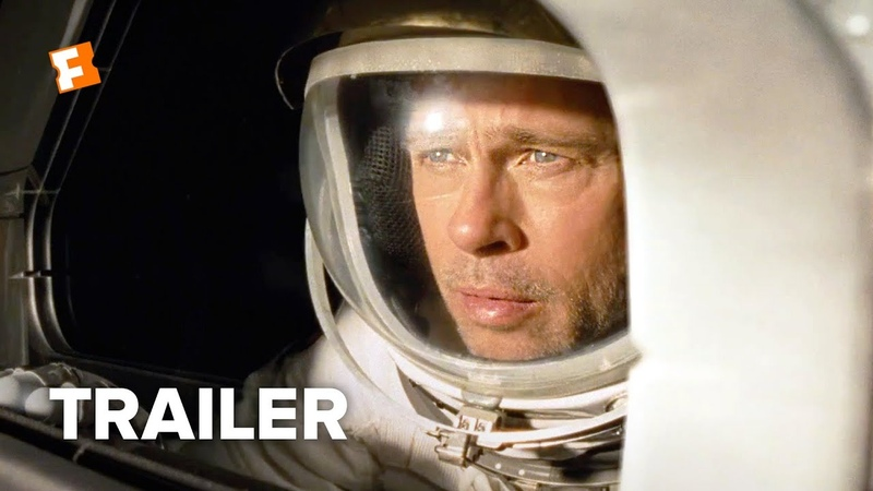 Ad Astra Trailer 2 2019 Movieclips Trailers