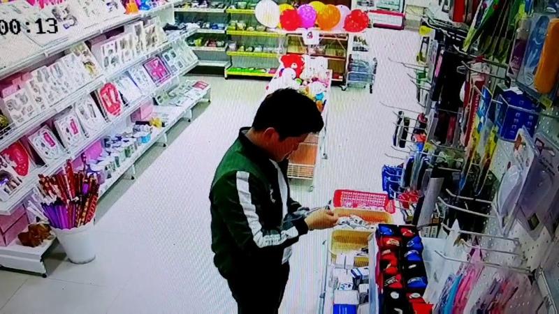 Ищем Вора Супермаркет •АК ОРГО• Если Узнаете его просим Сообщить!!