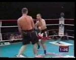 Adam Watt vs. Jason Suttie (K-1 Kickboxing)