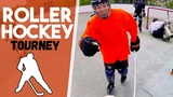 GoPro Hockey THE RETURN OF ROLLER HOCKEY