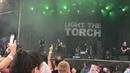 Light The Torch Calm before the storm Live Ливень