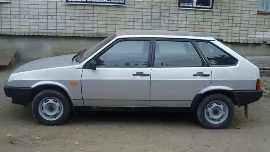 Таганрогские сотрудники угрзозыска раскрыли угон автомобиля «ВАЗ-2109»