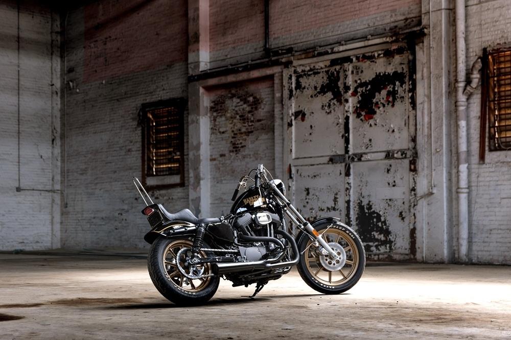 Prism Supply Co.: кастом Harley-Davidson Sportster Iron 1200