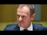 Brexit Donald Tusk favorable