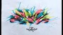 Graffiti sketch 2017 / SCPN 03 - Blackbook