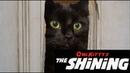 The Shining - starring my cat OwlKitty