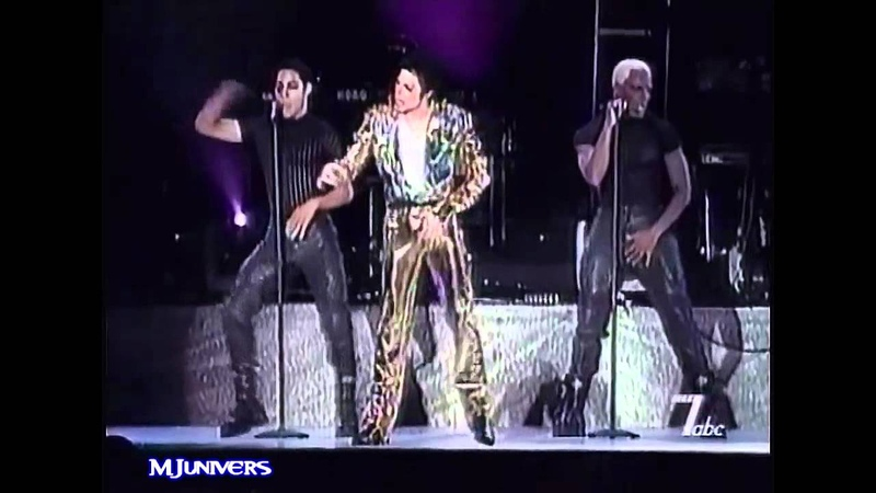 Michael Jackson WBSS Live HIStory Tour Bucharest 1996 ReMastered HD