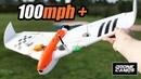 100mph Fpv Wing for $40? - Kingkong Thunder 600X - Full Review Flights