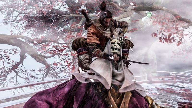Sekiro Shadows Die Twice - Corrupted Monk (True Monk) Boss Fight