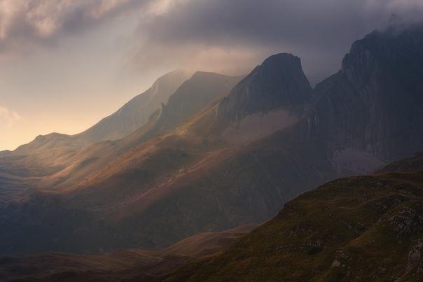 Национальный парк Дурмитор, Черногория Фото: Краси Матаров