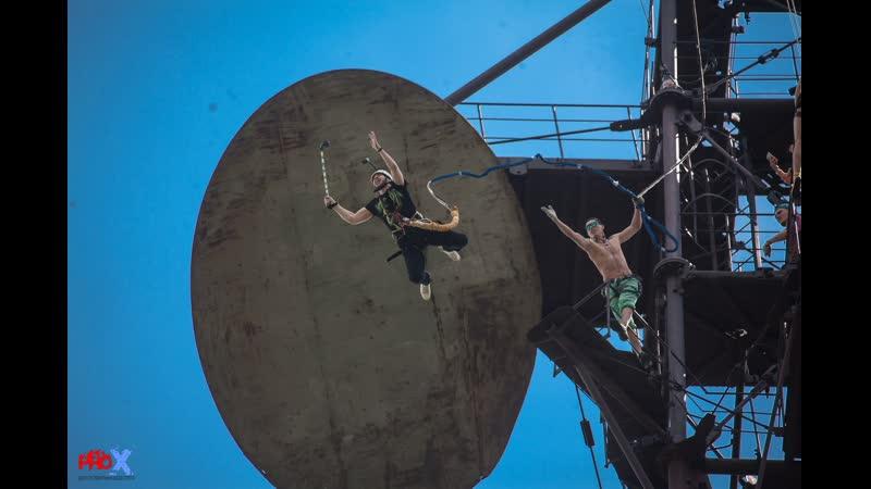 Alexey L.AT53 ProX74 Rope Jumping Chelyabinsk 2019 1 jump