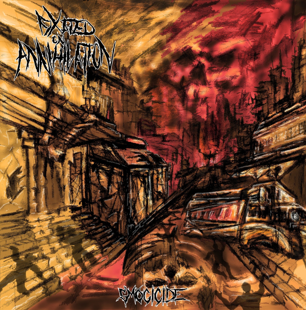 Fixated on Annihilation – Smogicide (2019)
