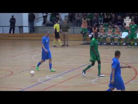 Liga Sport Zone (22.ª jornada) Leões Porto Salvo 4-4 Belenenses