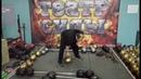 Вырывание Кравченко 56 кг One hand bottom up 56 kg kettlebell dead muscle snatch