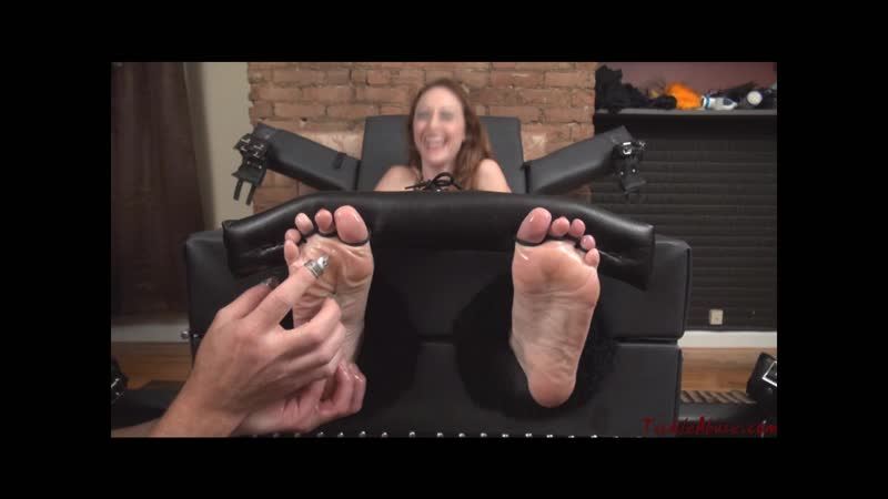 Bunch of Feet Tickled