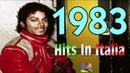 1983 - Tutti i più grandi successi musicali in Italia