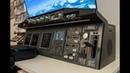 Panel 737 Desktop avec Overhead 737 V2 PMDG 737 800 900 NGX SimAvionics