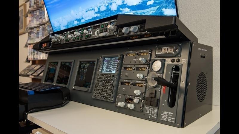 Panel 737 Desktop avec Overhead 737 V2 PMDG 737- 800900 NGX SimAvionics