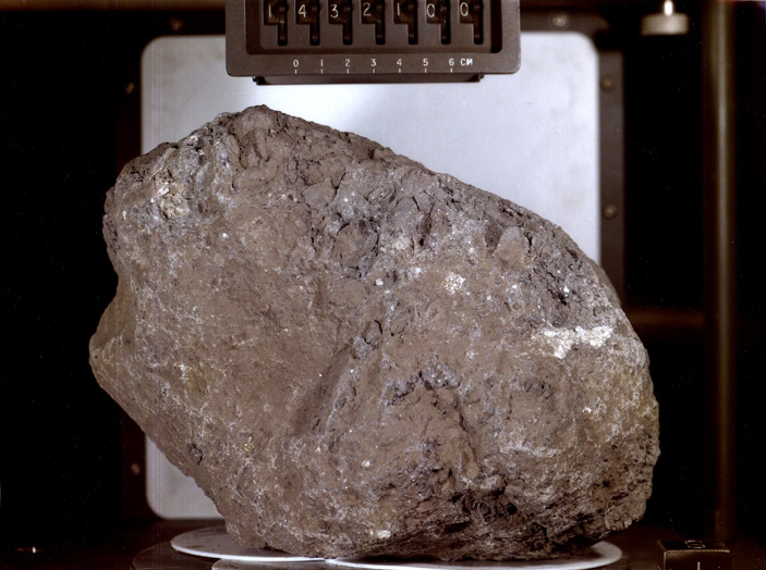 Земной метеорит якобы с Луны, а может просто метеорит, найденный в Антарктиде?