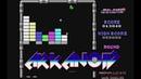 Arkanoid 1986 Геймплей краткий обзор EGA DOS версии GIHTP