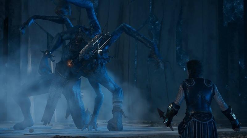 Финал Assassin's Creed Odyssey Судьба Атлантиды Эпизод 3 Часть 120 Гекатонхейр и Судьба Атлантиды