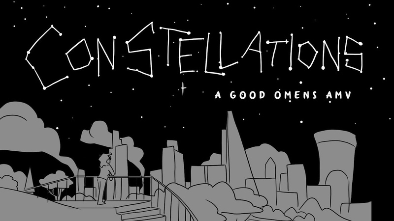 Constellations - A Good Omens Animatic