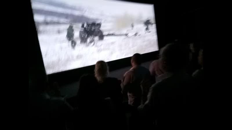 Премьера фильма Ополченочка