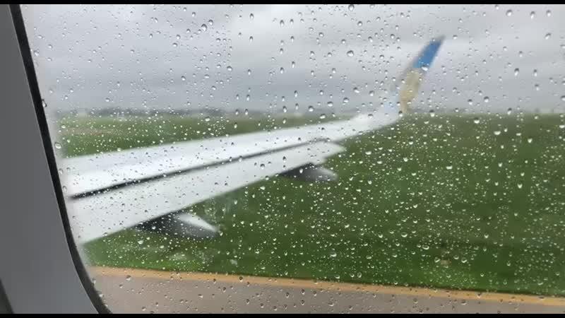 AIRBUS - A330 ВЗЛЁТ ИЗ IND