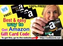 Get Free Amazon Gift Card For Free $100