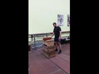 Прыжки с нижней фазы седа
