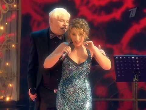 Борис Моисеев и Елена Воробей - Ах какая женщина