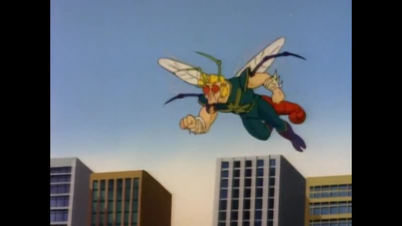 Я мог прыгать как кузнечик, грызть как термит и летать как оса! - TMNT (1987)