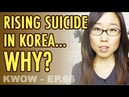 Rising Suicide Rates in South Korea. Why? YOLO in Korean (KWOW 66)