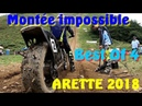 Montée impossible Arette 2018 - Best Of 4ème manche