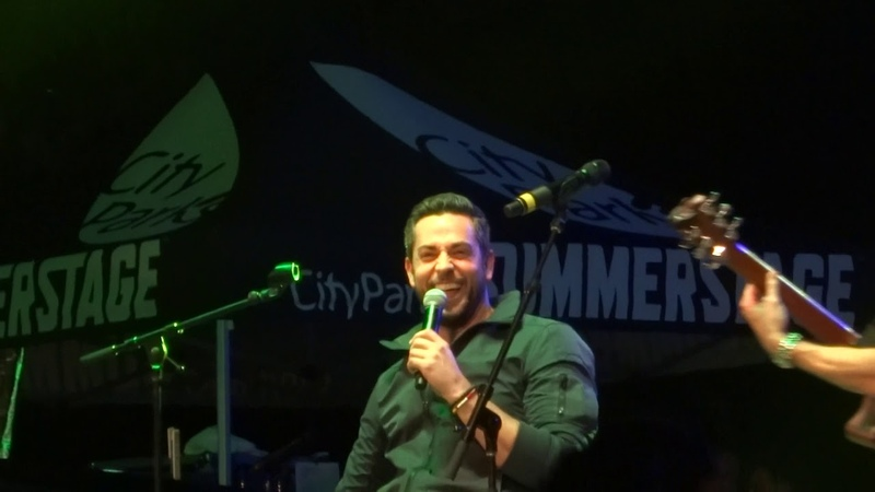 Zachary Levi - Fly Me To The Moon (Frank Sinatra) @ Elsie Fest 2018