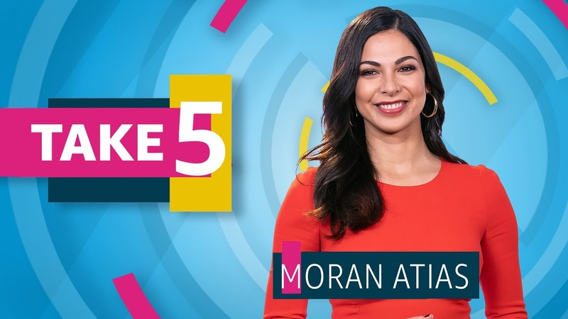 The Village Star Moran Atias Picks Her Seinfeld Spirit Animal