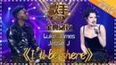 Jessie J Luke James《I'll Be There》 -单曲纯享《歌手2018》EP14 Singer 2018【歌手官方频道】