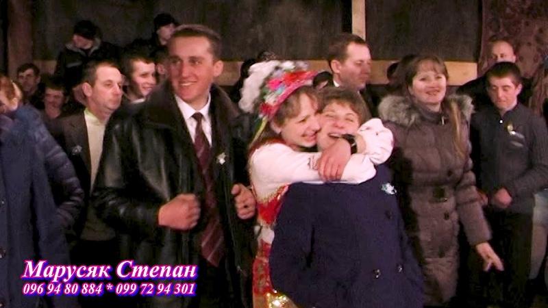 По під тин. Танці на українському весіллі. Полька. Весілля
