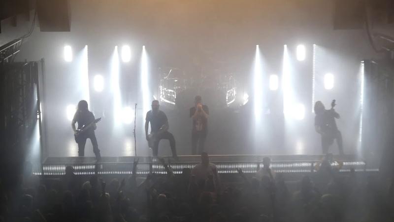 In Flames - The Mirror's Truth - live in Zurich @ Komplex 457 18.04.2019