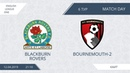 AFL19. England. League One. Day 6. Blackburn Rovers - Bournemouth 2
