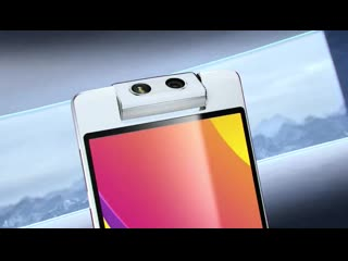A brand new solution for full-screen display. - oppo innovation event @gsma mwc shanghai,
