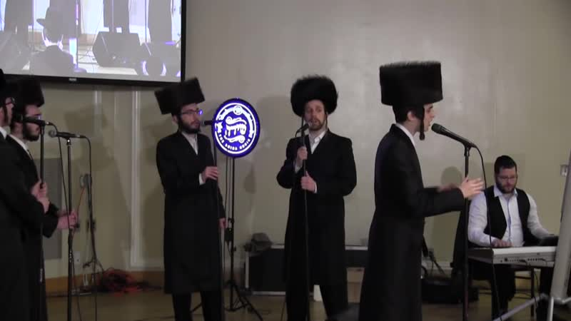 Full Production - Motti Steinmetz and Shira Choir in Lakewood