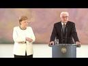 Sorge um die Gesundheit von Bundeskanzlerin Angela Merkel