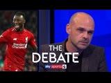Is Jordan Henderson the best leader in Liverpool's squad  Danny Murphy Stuart Pearce  The Debate