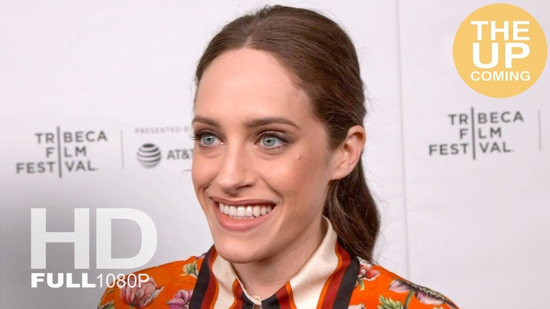 Carly Chaikin on A Farewell to Mr Robot at Tribeca Film Festival 2019 interview