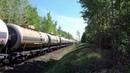 2ТЭ116-929 с грузовым на Сонково