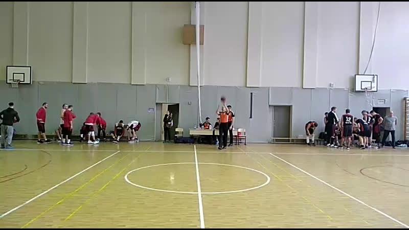 ОЛБЛ. Матч за третье место. Спартак - Атлант