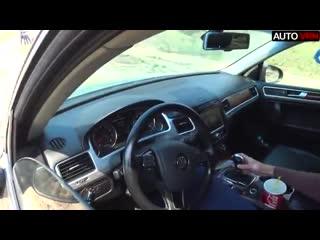 Шок! Что творят Нивы против Toyota Prado и Touareg, Jeep Cherokee, Tiguan