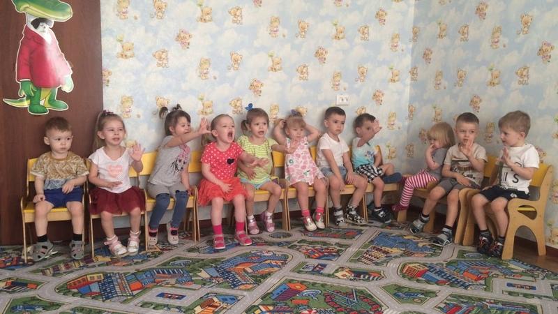 Читаем стихи С Маршак Ленинградский почтальон Детский сад Весёлые ребята